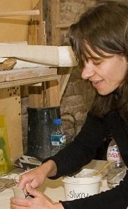 Sarah Dunstan handbuilt porcelain and stoneware