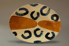 nigel lambert oval earthenware