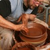 5 Day earthenware throwing and slip-decorating: Patia Davis with guest Niek Hoogland