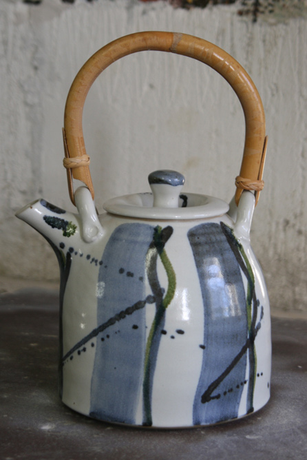 Hermann Peterson teapot